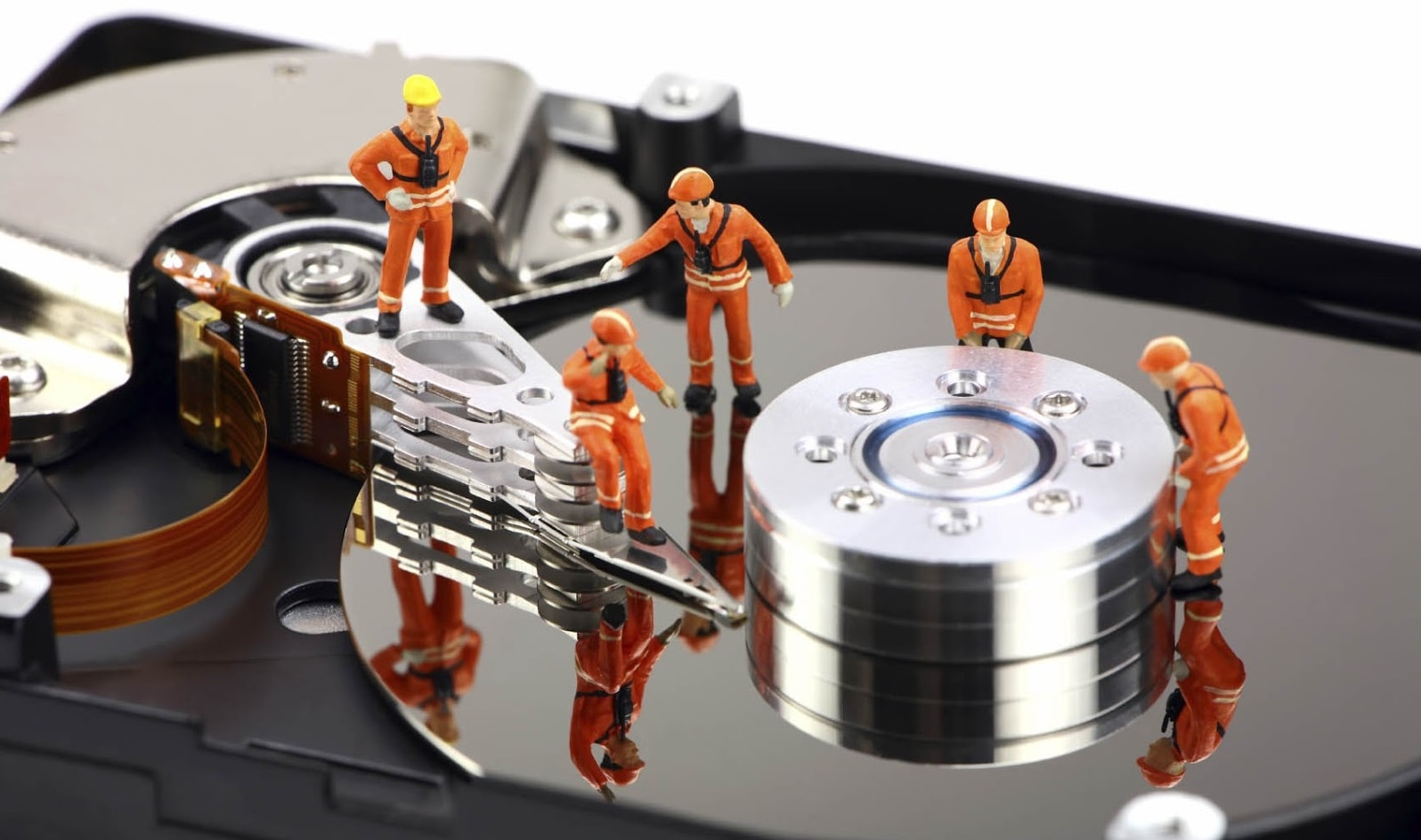 Why Data Recovery Is Virtually Impossible On Internal Solid State Drives